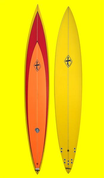 xanadu surfboards - chase