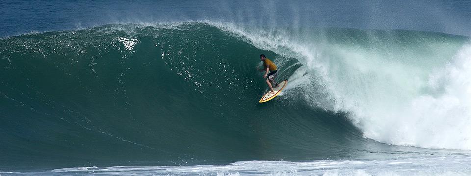 XANADU SURFBOARDS - TEAM - ALLEN JOHNSON