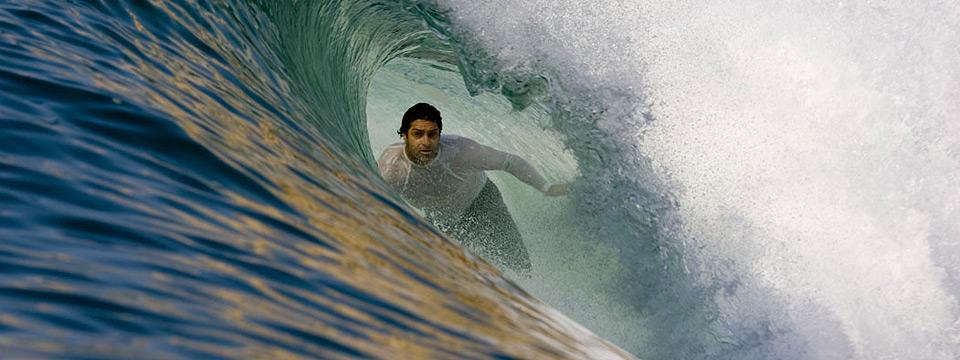 XANADU SURFBOARDS - TEAM - SCOTT DESIDERIO