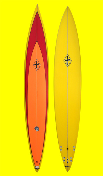 xanadu surfboards - chase