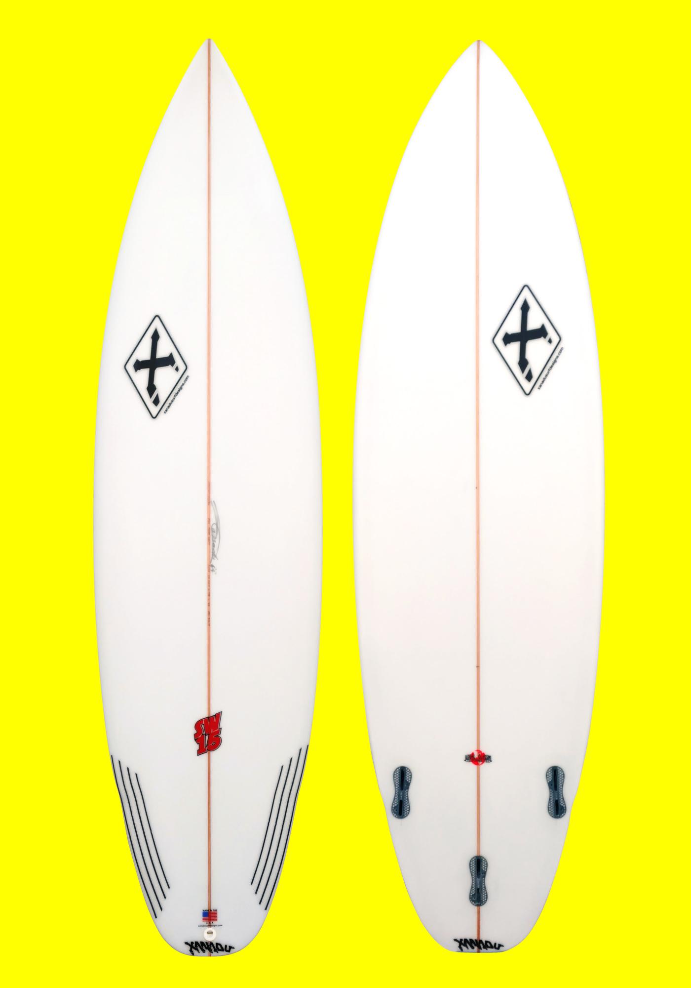 xanadu surfboards - sw15